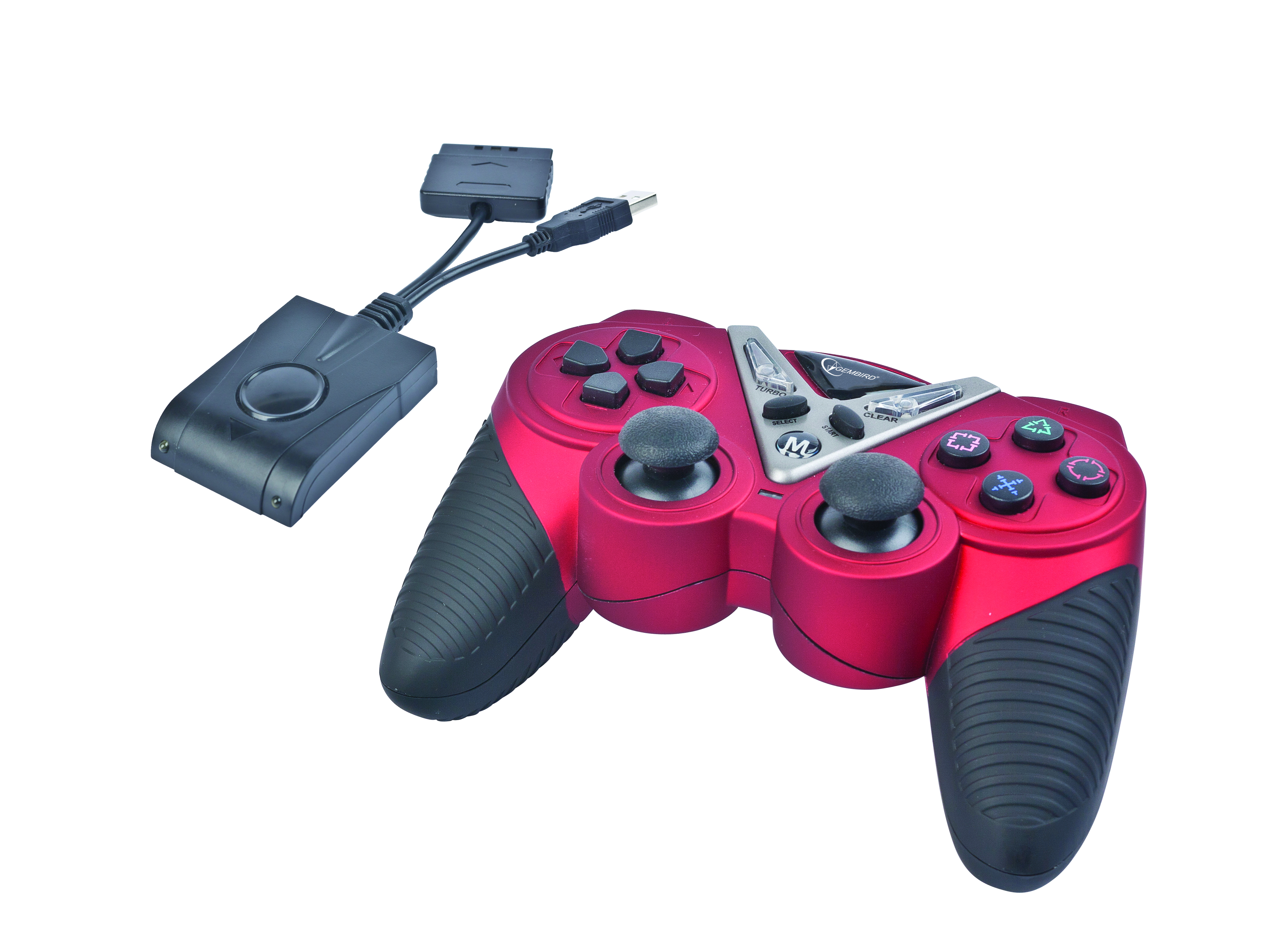 Damaged or outdated Gamepad / Joystick drivers