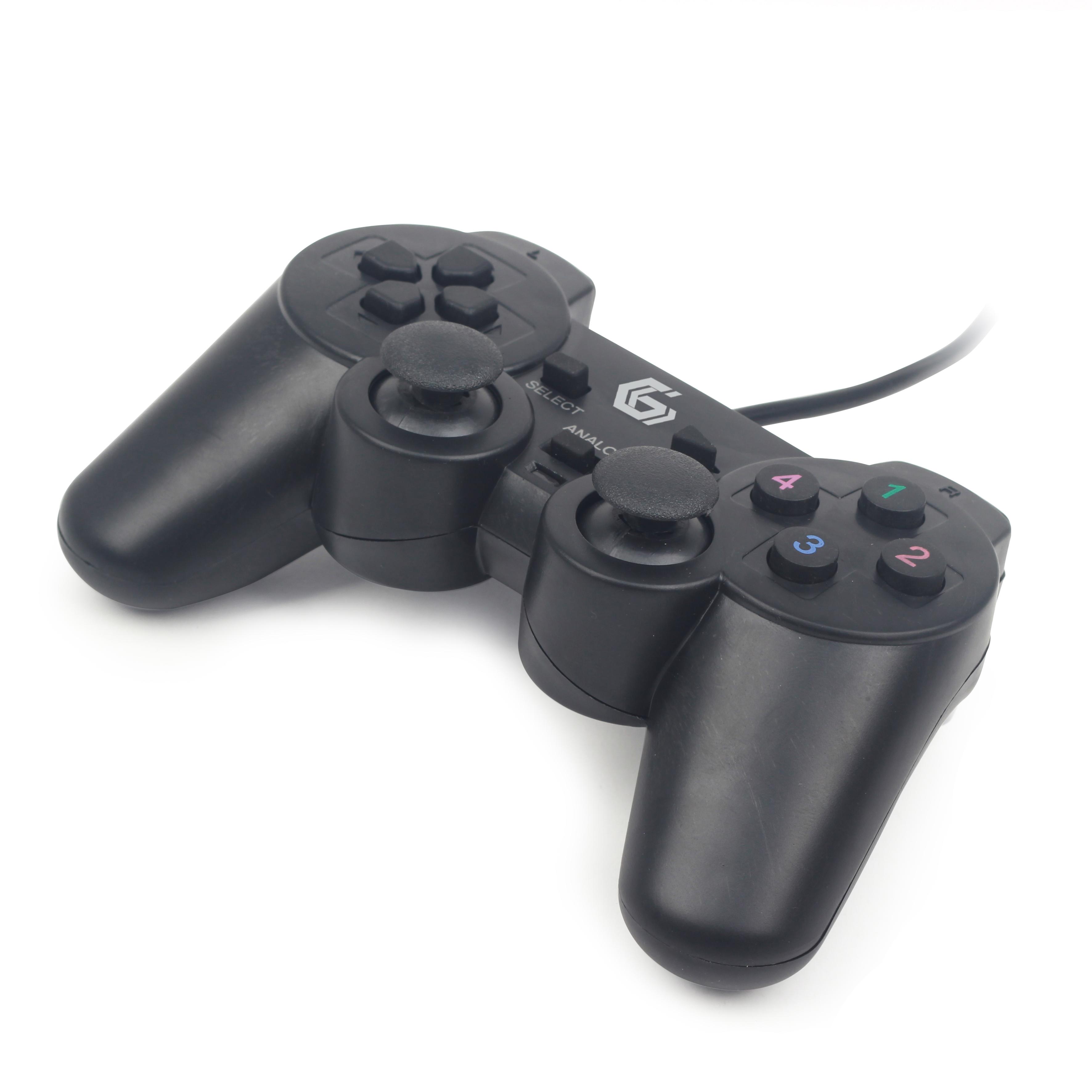 Dual Vibration Gamepad Jpd Udv 01 4 Way Switch Joystick 2299 Kb