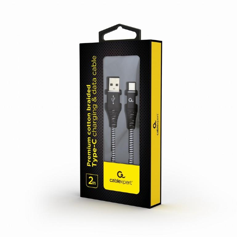 CC-USB2B-AMCM-2M-BW